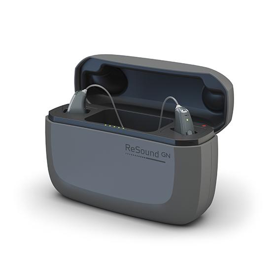 ReSound LiNX Quattro + Charger